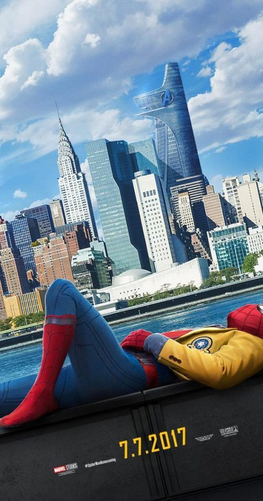 Nonton Film Spider-Man Homecoming